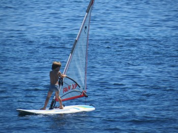 windsurf lesson die 2te
